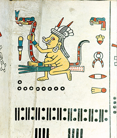 Codex Fejervary Mayer Goddess