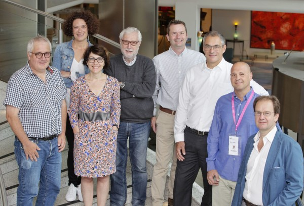 CEPIC Congress, Berlin, Day 3, CEPIC Executive Committee Berlin, Germany - June 2017: Taken during Cepic Congress. (Photo by Rene Fluger.)