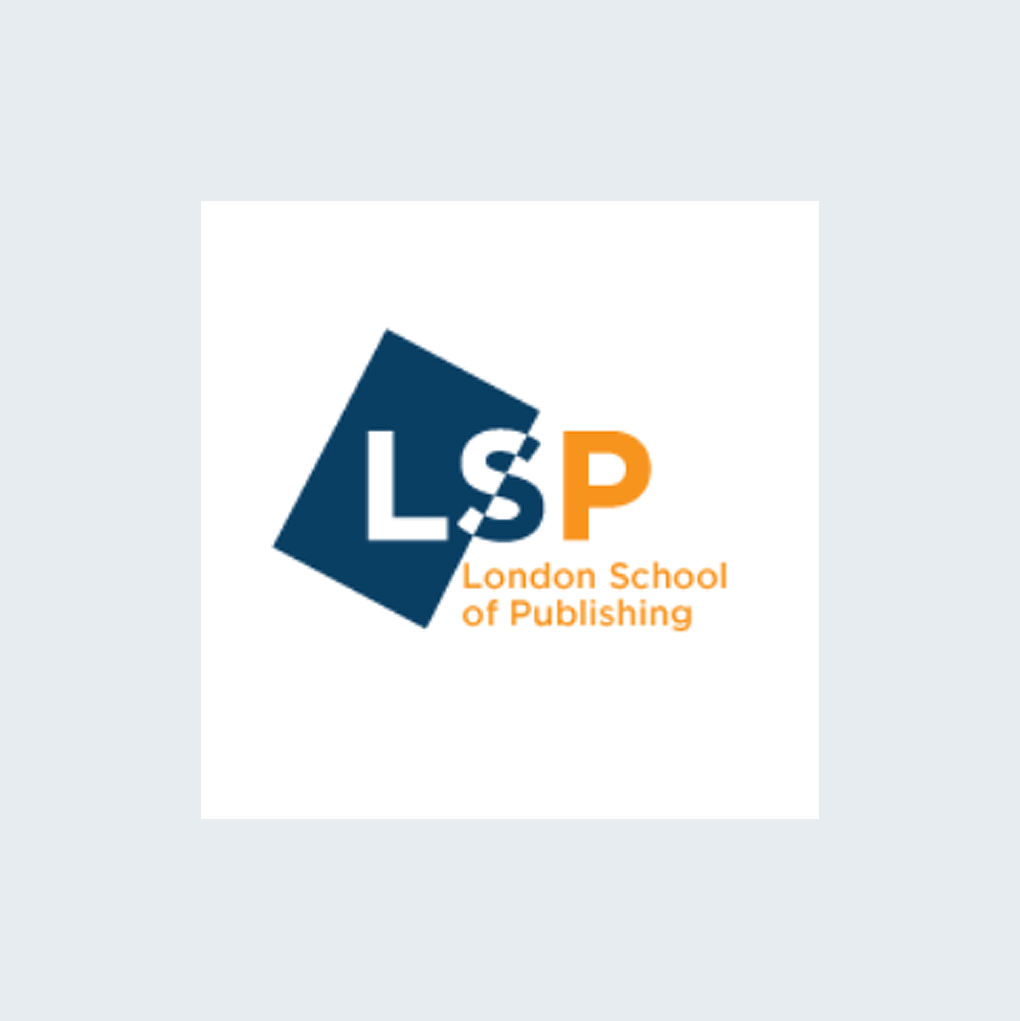 London School of Publishing logo