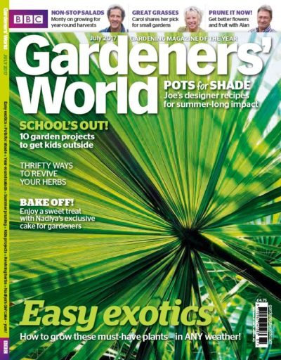 Gardeners World July 17 _ D0EG29