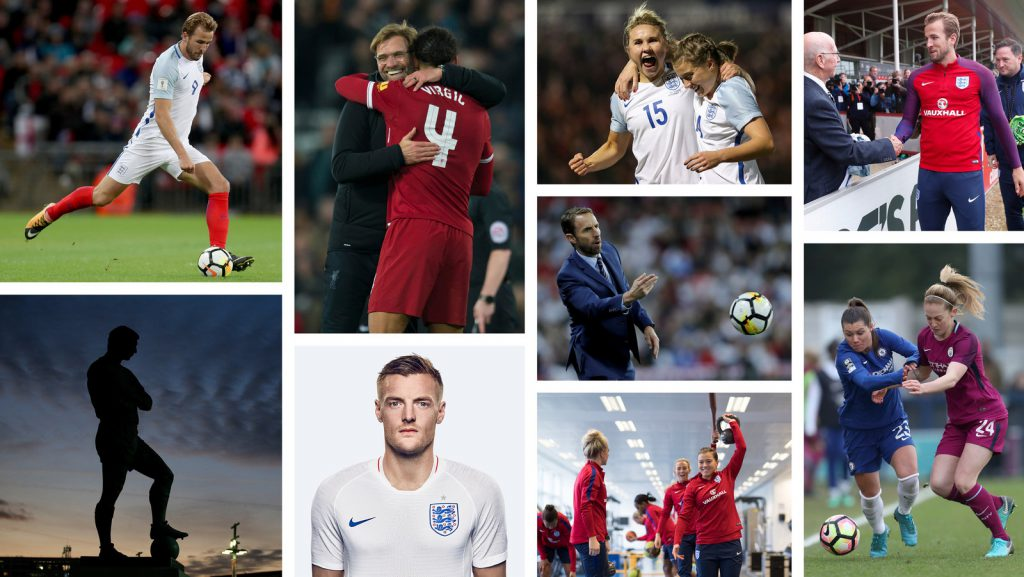 The Football Association Selects SilverHub and Shutterstock as Official Photographer and Distribution Partners (PRNewsfoto/Shutterstock, Inc.)