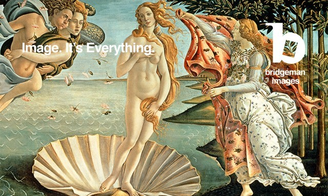 The Birth of Venus, c.1485 (tempera on canvas), Sandro Botticelli (Alessandro di Mariano di Vanni Filipepi) (1444/5-1510) / Galleria degli Uffizi, Florence, Italy