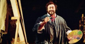Luciano Pavarotti as Cavaradossi in Puccini's TOSCA at the Royal Opera, London in 2002 ©Donald Cooper/Photostage