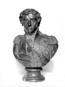 Horatio Nelson by Dominic Cardosi, after Franz Thaller, after Matthias Ranson