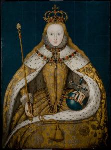 Queen Elizabeth I by Unknown English artist