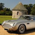 Aston Martin DB4 GT 1961 ©National Motor Museum