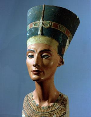 Nefertiti ©Werner Forman Archive
