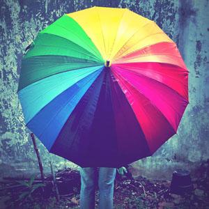 Rainbow back ©schaaldesignhouse / Stockimo / Alamy