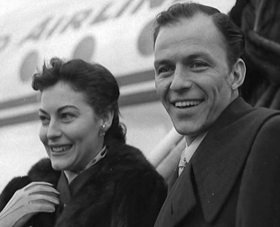 Frank Sinatra arrives in London December 12: The 100th anniversary of the birth of Frank Sinatra, born to Italian immigrants in New Jersey. © British Pathé