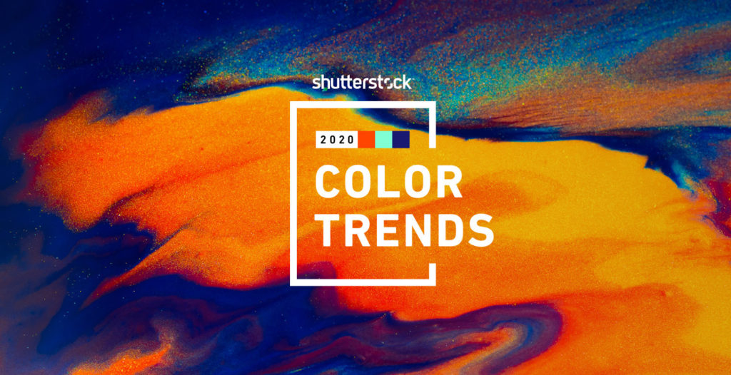 Top Trending Colors for 2020 are Lush Lava, Aqua Menthe and Phantom Blue.
