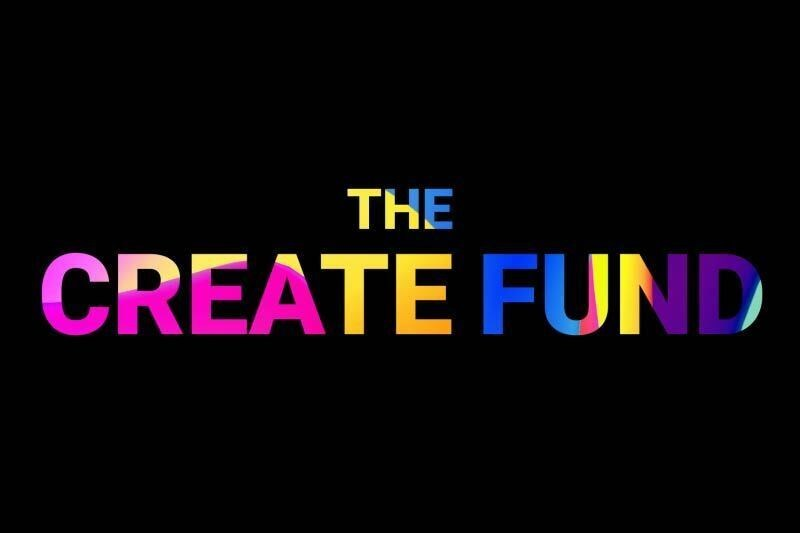 The Create Fund logo