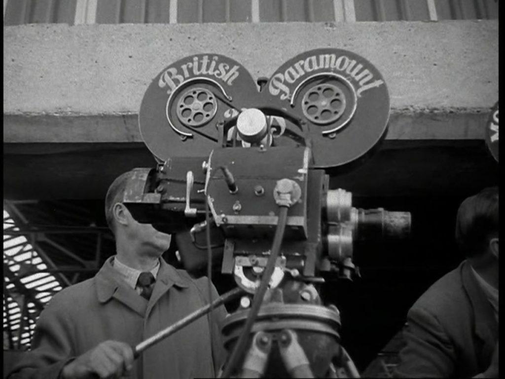 British Paramount Film Camera