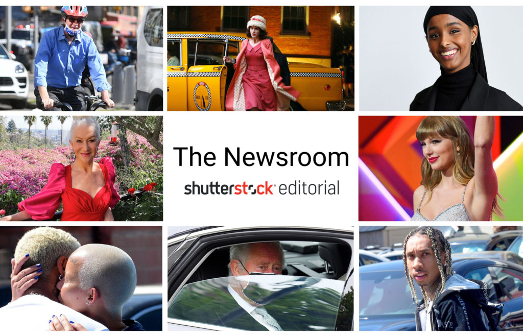 Through The Newsroom, Shutterstock's world-class team delivers breaking and trending news via photo, video and packaged collections directly to the inboxes of today's leading media and broadcasting networks globally.