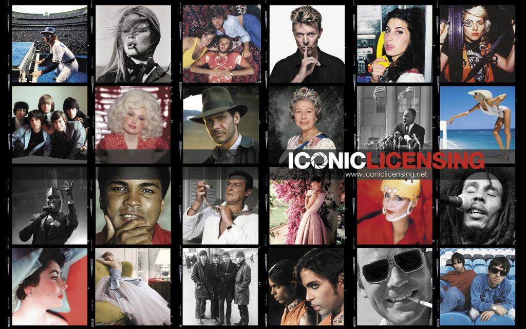 Iconic Licensing Marketing Contact sheet low res