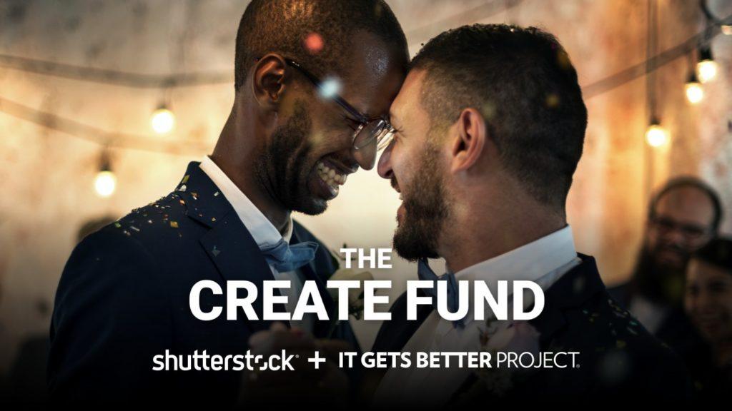 Shutterstock It Gets Better Project