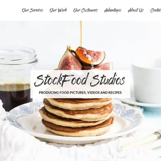 StockFood Studios_Screenshot-Website_EN_lowres